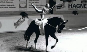 WM 1992 Heilbronn, die 10er-Fahne