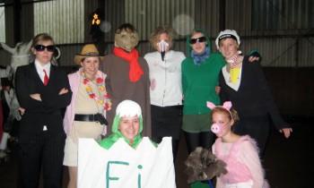 Die Oldies, Weihnachtsfeier 2008