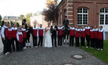 Hochzeit Lisa und Till, 2008